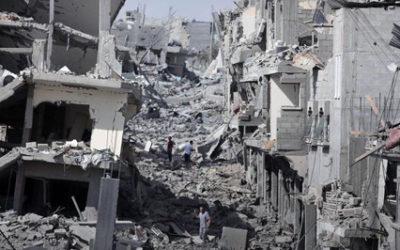 Gaza – einige wenige Tatsachen