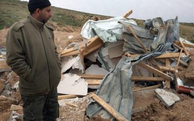 Kernland Israel – Beduinen im Negev vertrieben
